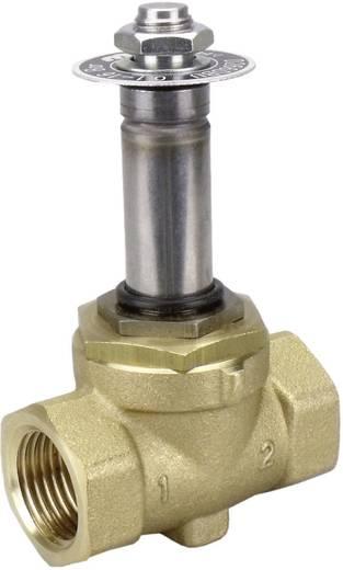 """M & M International D266DVU Magneetventiel 2/2-weg indirect werkend G1/2"""" NC MS/FKM DN10,5 Druk:0,1 - 16-ac/7-dc"""