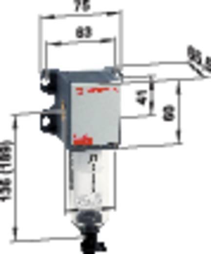 "Norgren EXCELON® PRO Drukfilter 1/4"" Perslucht Operationele druk (max.) 12 bar"