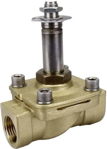 "M & M International D189DBW Magneetventiel 2/2-weg NUL BAR systeem, G1/2"" DN15 NC MS/NBR 0-16 bar bij AC uitvoering"