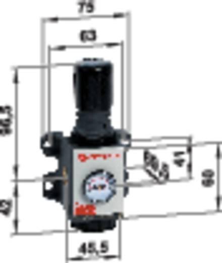 Norgren EXCELON® PRO Drukregelaar Perslucht Operationele druk (max.) 12 bar