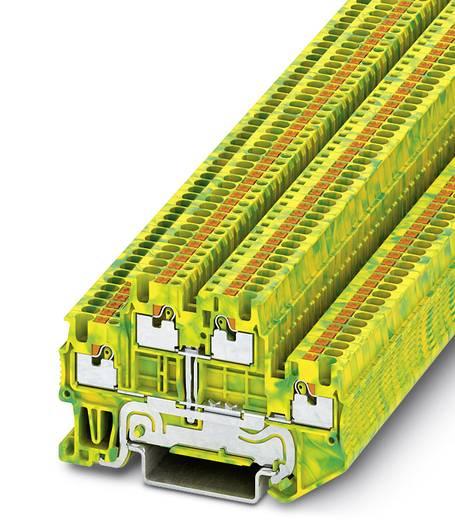 Phoenix Contact PTTB 1,5/S-PE PTTB 1,5/S-PE - aardleiding-serieklem Groen-geel Inhoud: 50 stuks