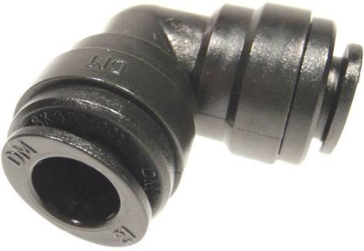 DM-Fit AEU1010M Knie Koppeling Insteek slangmaat 10mm x 10mm
