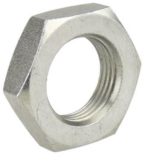Univer KF-16050 Moer t.b.v. zuigerstang ISO 6431 cilinder ø 50/63mm M16x1,5