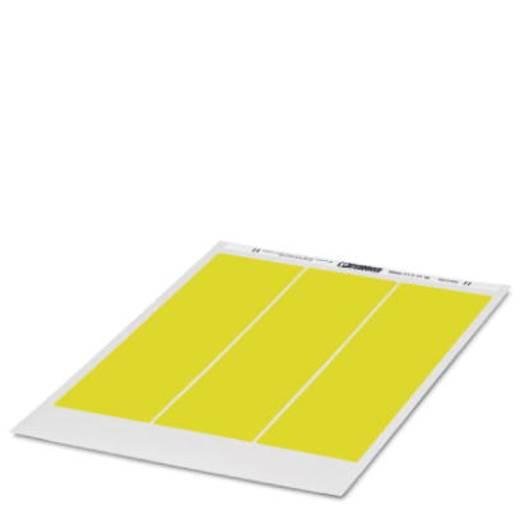 Apparaatmarkering Montagemethode: Plakken Markeringsvlak: 11 x 19 mm