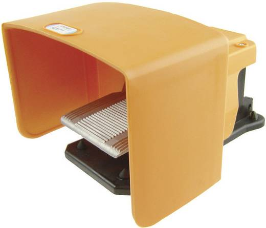 """Univer AM-5004 Voetpedaal voor pneumatische functie: 5/2 of 3/2 weg - bi-stabiel (Pedal-Pedal). aansluiting: G1/4"""""""