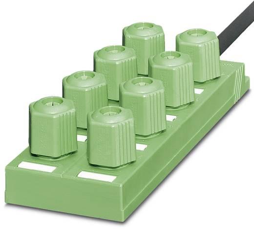 Passieve sensor/actorbox Quickon-vedeler SACB-8Q / 4P 5,0PUR