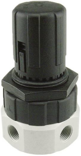 """ICH ICHMRS-08 Persluchtreduceer toestel (klein) aansluiting: G1/4"""" Werkdruk: P1=10 P2=0,5~8 Bar, incl. paneelmoer"""