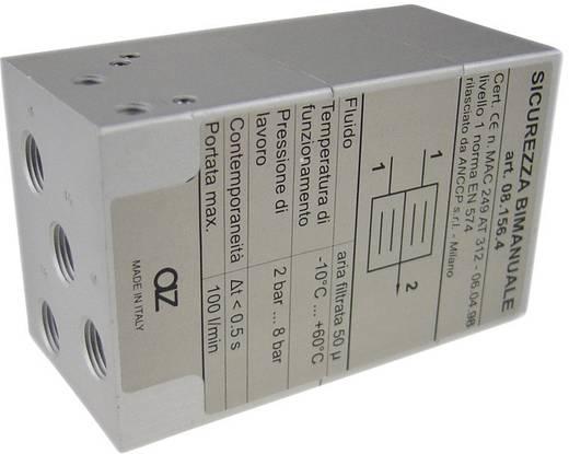 """AZ Pneumatik AZ08.156.04 Veiligheidsklep Schroefdraad (binnen): 1/8"""""""
