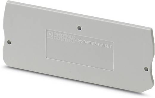 Phoenix Contact D-PT 2,5-TWIN-MT D-PT 2,5-TWIN-MT - deksel 50 stuks