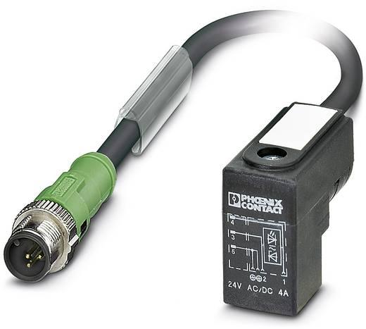 Phoenix Contact SAC-3P-M12MS/3,0-PUR/C-1L-Z SAC-3P-M12MS/3,0-PUR/C-1L-Z - sensor-/actorkabel Inhoud: 1 stuks