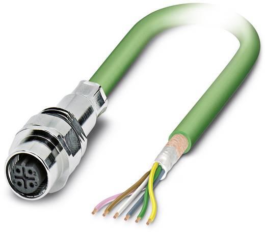 Phoenix Contact SACCEC-M12FSB-5CON-M16/5,0-900 SACCEC-M12FSB-5CON-M16/5,0-900 - bussysteem-inbouwconnector Inhoud: 1 st