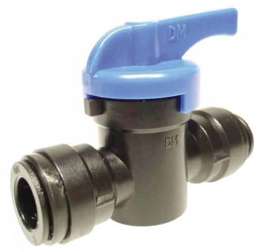 DM-Fit AHUC0606M Kogelkraan slang 6mm Insteek x slang 6mm Insteek POM