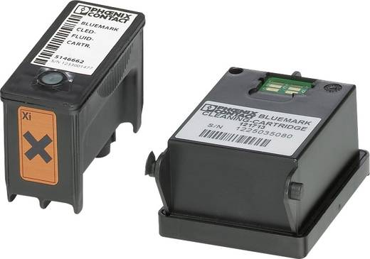 Inktpatroon voor Bluemark printer Phoenix Contact BLUEMARK CLED-FLUID-CARTR. 5146662 1 stuks
