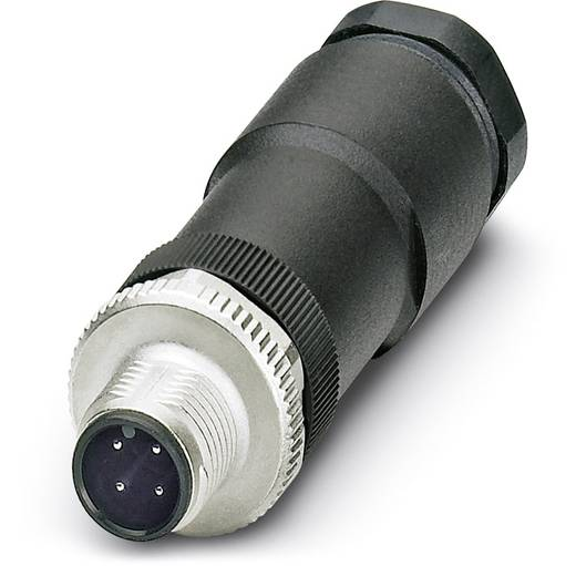Phoenix Contact SACC-M12MS-4CON-PG11-M PWR 1404415 SACC-M12MS-4CON-PG11-M PWR - Connector Inhoud: 1 stuks