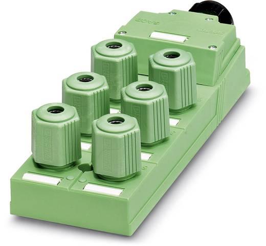Passieve sensor/actorbox Quickon-vedeler SACB-6Q / 4P-SC 16