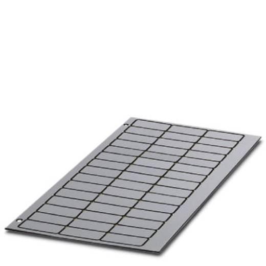 Apparaatmarkering Montagemethode: Plakken Markeringsvlak: 22 x 22 mm