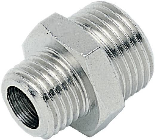 "ICH 20103 Borstnippel parallel G1/4"" x G1/4"", ISO 228"