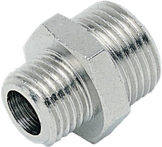 "ICH 20104 Borstnippel parallel G3/8"" x G3/8"", ISO 228"