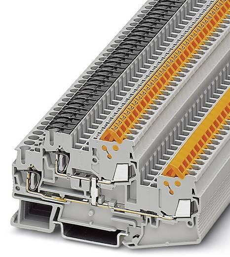 Phoenix Contact QTTCBS 1,5-PV QTTCBS 1,5-PV - doorgangsserieklem Grijs Inhoud: 50 stuks