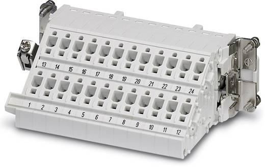 HC-KA-D40/24-BU ZONDER PE-METAAL - Contactinzetstuk HC-KA-D40/24-BU ZONDER PE-METAAL Phoenix Contact Inhoud: 5 stuks