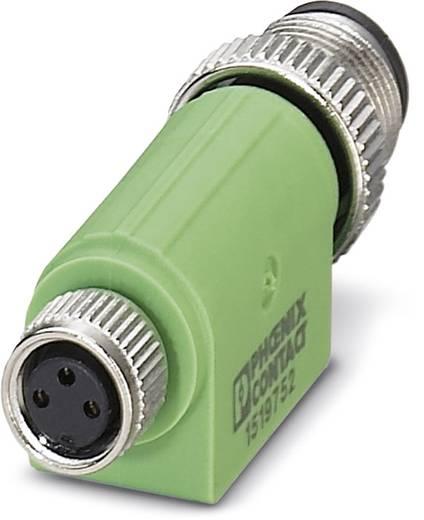 Phoenix Contact SAC-3P-M12MS-M 8FS 1519752 SAC-3P-M12MS-M 8FS - adapter Inhoud: 5 stuks