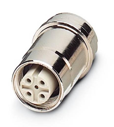 Phoenix Contact SACC-DSIP-M12FS-4CON-L180-SI SACC-DSIP-M12FS-4CON-L180-SI - inbouwsteekverbinding Inhoud: 10 stuks