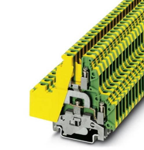 Phoenix Contact UKKB 5-PE UKKB 5-PE - randaarde-serieklem Groen-geel Inhoud: 50 stuks