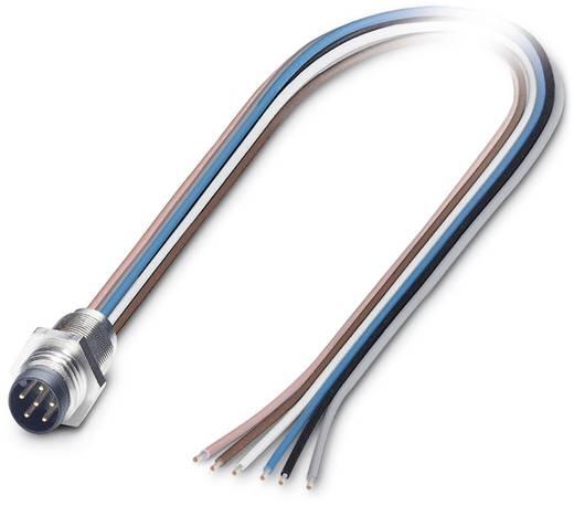 Phoenix Contact SACC-DSI-M12MSS-4CON-M16/0,5PE SACC-DSI-M12MSS-4CON-M16/0,5 PE - inbouwstekker Inhoud: 1 stuks