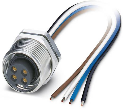 Phoenix Contact SACC-DSI-MINFS-4CON-M26/1,0 SACC-DSI-MINFS-4CON-M26/1,0 - inbouwconnector Inhoud: 1 stuks