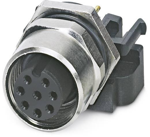 Phoenix Contact SACC-DSIV-M12FS-8CON-L180 SACC-DSIV-M12FS-8CON-L180 - wanddoorvoer Inhoud: 10 stuks