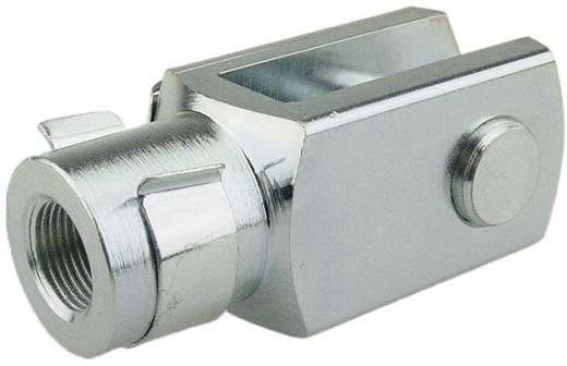 Univer KF-15032 Gaffel M10x1,25 t.b.v pneumatiek cilinder ISO15552 en ISO/VDMA ø25-32