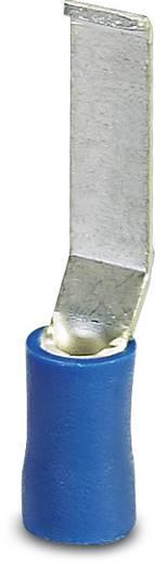 Phoenix Contact 3240569 Stiftkabelschoen Platte uitvoering, Haakvormig 1.50 mm² 2.50 mm² Deels geïsoleerd Blauw 100 stuk