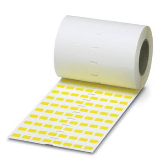 Apparaatmarkering Montagemethode: Plakken Markeringsvlak: 17 x 8 mm<