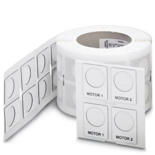 Apparaatmarkering Montagemethode: Plakken Markeringsvlak: 30 x 12 mm Geschikt voor serie Apparatuur en schakelapparatuur