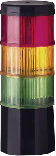 Werma Signaltechnik 696.009.75 Signaalzuil Rood, Geel, Groen 24 V/AC, 24 V/DC