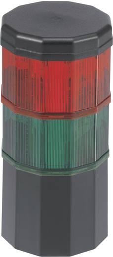 Werma Signaltechnik 696.019.75 Signaalzuil Rood, Groen 24 V/AC, 24 V/DC