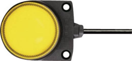 Signaallamp LED Idec LH1D-D2HQ4C30Y Geel Continu licht 24 V/DC, 24 V/AC