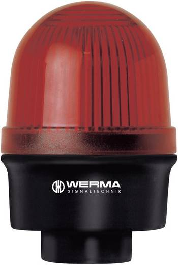 Werma Signaltechnik 209.100.00 Signaallamp Rood Continu licht 12 V/AC, 12 V/DC, 24 V/AC, 24 V/DC, 48 V/AC, 48 V/DC, 11
