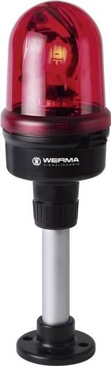 Werma Signaltechnik 885.110.75 Zwaailicht Rood Zwaailicht 24 V/AC, 24 V/DC