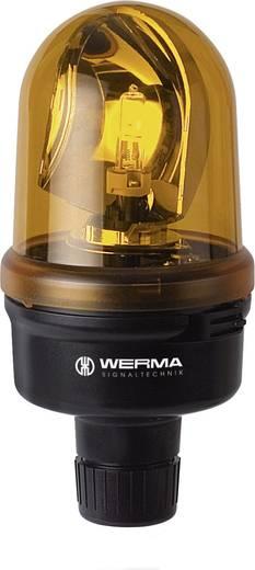 Werma Signaltechnik 885.310.78 Zwaailicht Geel Zwaailicht 230 V/AC