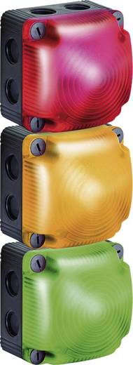 Werma Signaltechnik 853.310.60 Signaallamp LED Geel Flitslicht 230 V/AC