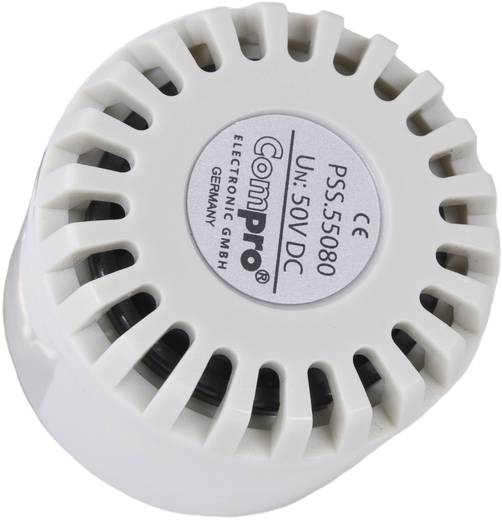 Sirene ComPro PSS.55.030 Enkele toon 12 V/DC 110 dB