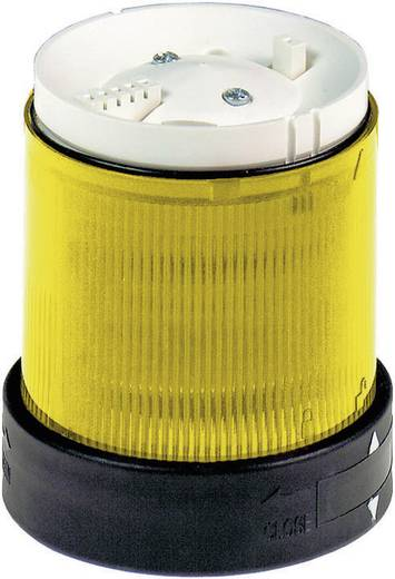 Schneider Electric XVBC2B8 Signaalzuilelement Geel Continu licht 24 V/DC