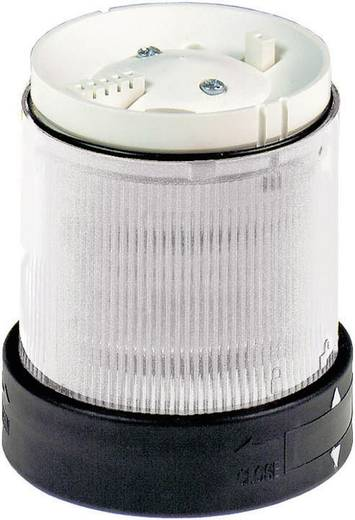 Schneider Electric XVBC5B7 Signaalzuilelement Wit Knipperlicht 24 V/DC