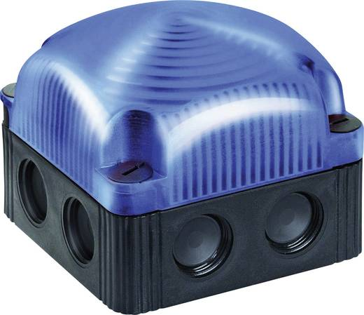 Werma Signaltechnik 853.500.55 Signaallamp LED Blauw Continu licht 24 V/DC