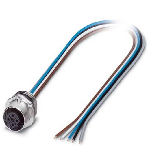 Phoenix Contact SACC-E-FSB-5CON-M16/0,5 SCO SACC-E-FSB-5CON-M16/0,5 SCO - inbouwconnector Inhoud: 1 stuks