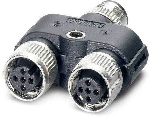 Phoenix Contact SAC-3P-M12Y/2XM12FS 3L SAC-3P-M12Y/2XM12FS 3L - Y-verdeler Inhoud: 5 stuks