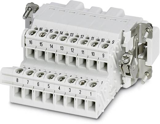 HC-B 16-A-UT-PEL-M - Terminal Adapter HC-B 16-A-UT-PEL-M Phoenix Contact Inhoud: 5 stuks
