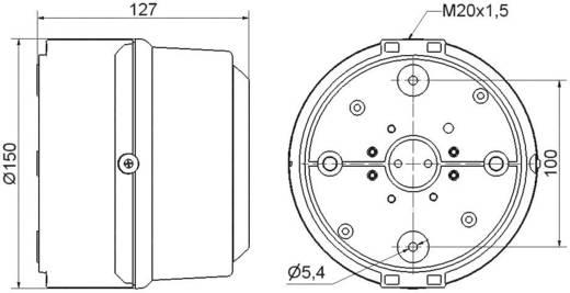 Werma Signaltechnik 190.000.68 Sirene 230 V/AC 110 dB