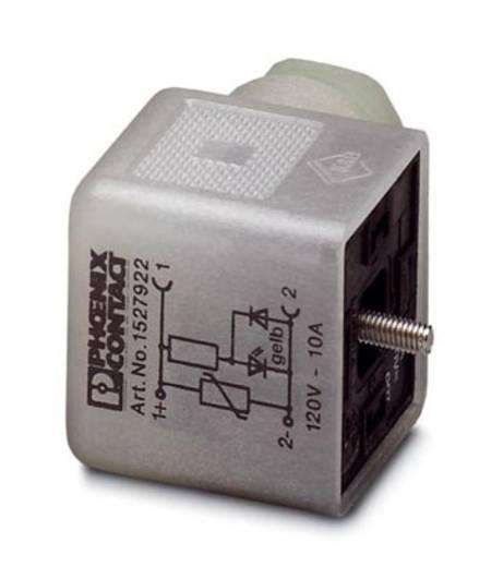 Phoenix Contact SACC-V-3CON-PG9/A-1L-SV 120V SACC-V-3CON-PG9/A-1L-SV 120V - Klepconnector Inhoud: 1 stuks